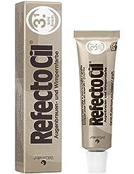 RefectoCil® Wimpernfarbe Augenbrauen, Färbemittel 3.1. Lichtbraun15 ml