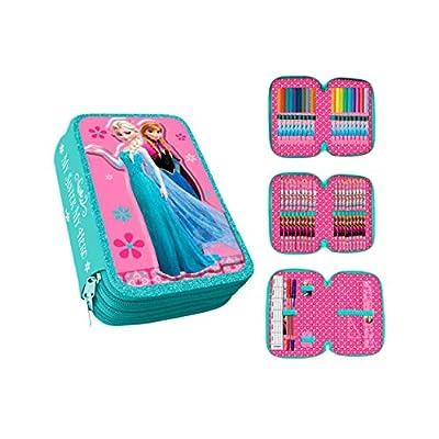 Frozen PK471 - licencia mochila infantil, 35 cm, multicolor de Frozen