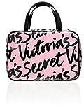 Victoria Secret Pink Best Deals - Victoria's Secret Pink & Black Cosmetic Bag Value $32