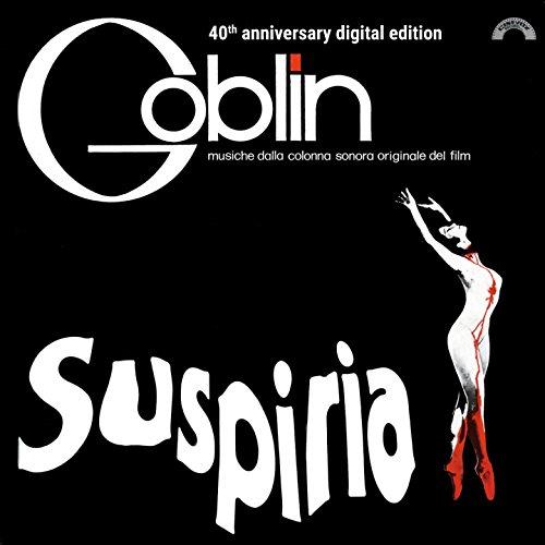 Suspiria (Celesta and Bells) (Bell 40th Anniversary)