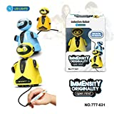 GreatestPAK Newest Inductive Robot Toys, Follow Any Drawn Line Magic Pen Inductive Robots Model Children Educational Toy Gift Kids 4-10 Years