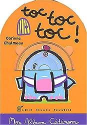 Toc toc toc ! (1 livre + 1 CD-Rom)