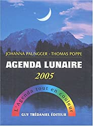agenda lunaire 2006 de johanna paungger
