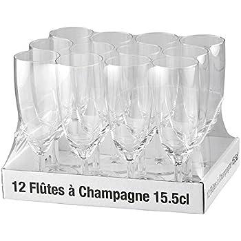 Box of 12 P444550000 15.5cl Banquet Flute 5.5oz Utopia Pasabahce