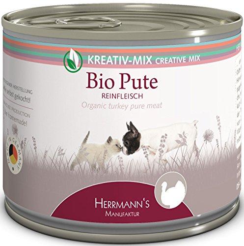 Herrmanns Bio Pute 100 Prozent, 12er Pack (12 x 200 g)