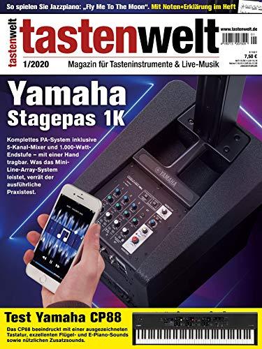 Yamaha PSR-SX900 Workshop Interview Lisa Morgenstern
