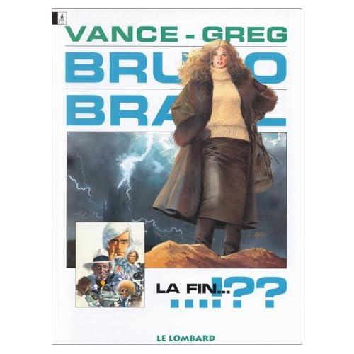 Bruno Brazil - tome 11 - La fin...!??
