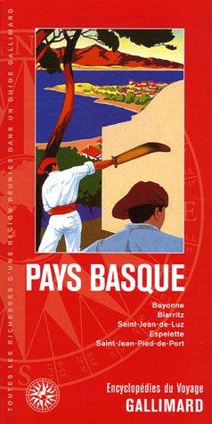 Pays basque (ancienne édition) par Guides Gallimard