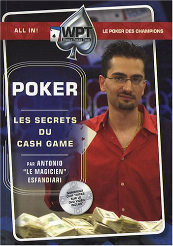 Les secrets du cash game poker (1DVD)
