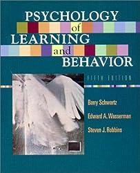 Psychology of Learning & Behavior 5e