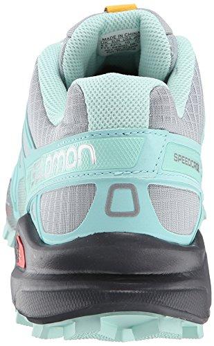 Salomon Speedcross 3 W, Scarpe sportive, Donna Grey