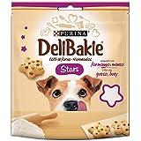 Delibakie - Stars Snack Perro, 100 g