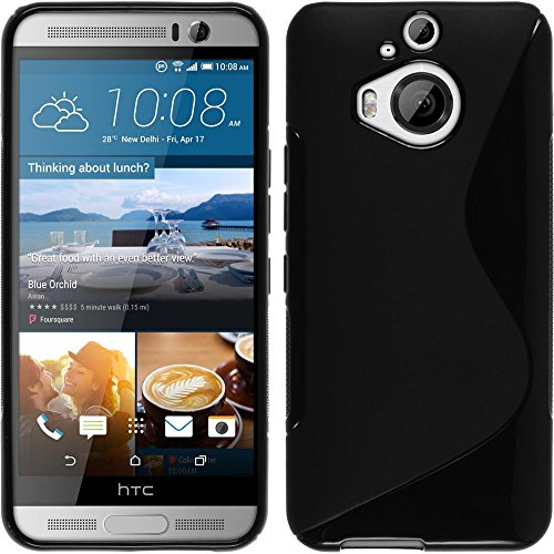 Newlike S desgin Soft Rubber Back Cover for HTC One...