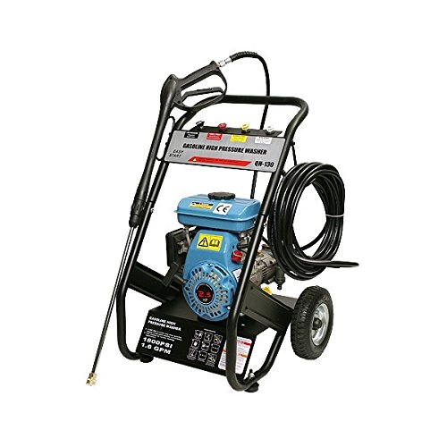 Benzin Hochdruckreiniger 5,5PS POWXG90062.5HP 13Mpa 1800PSI 1.6GPM 150bar