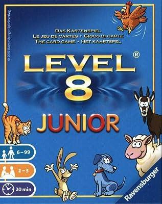 Ravensburger Level 8 Junior, 20786