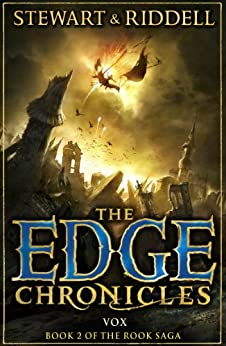 The Edge Chronicles 8: Vox: Second Book of Rook by [Stewart, Paul, Riddell, Chris]