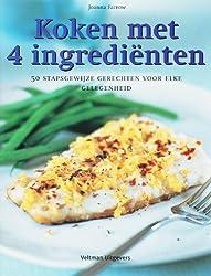 Koken met 4 ingredienten / druk 1