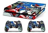 Skin PS4 HD ROBOT ANNI 80 GOLDRAKE JEEG MAZINGA limited edition Playstation 4