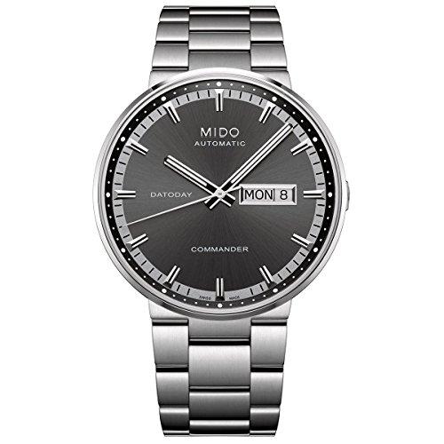 mido-commander-ii-m0144311105100-orologio-da-polso-da-uomo-cinturino-in-acciaio-inox-colore-argento