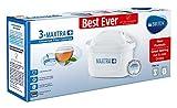BRITA Maxtra+ Universal Water Filter Cartridges, White
