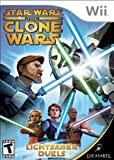 Star Wars the Clone Wars: Light Sabre Duels - Nintendo Wii by LucasArts
