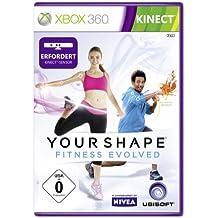 Your shape : fitness evolved 2011 (jeu Kinect) [import allemand]