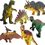 NUOLUX Dinosaur Toy for Kids Tyrannos...