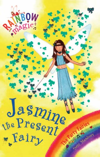Rainbow Magic: Jasmine The Present Fairy Cover Image