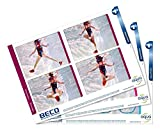 CueCards Cue Cards AquaTwin Training Aqua Wasser Fitness Aquagym Aquatraining
