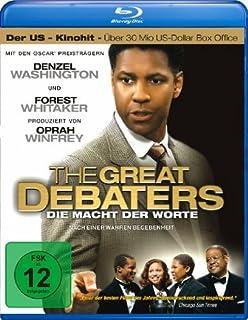 The Great Debaters - Die Macht der Worte [Blu-ray]