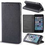 Premium Flip Cover Smart Magnet Schutz Hülle Handy Tasche