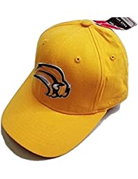 Reebok Buffalo Sabres Sword Fight Yellow Flexfit Hat Cap OSFA
