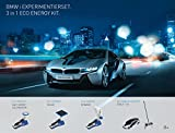EDU Toys Original BMW i8 3in1 Energie Experimentierset plus 1:24 RC i8 Concept