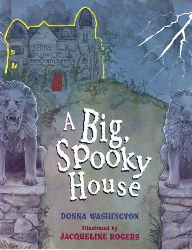 A big spooky house