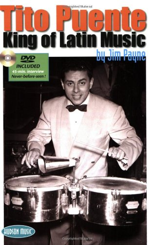 Jim Payne Tito Puente King Of Latin Music