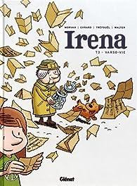 Irena, tome 3 : Varso-vie par Jean-David Morvan