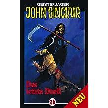 Geisterjäger John Sinclair 26 - Das letzte Duell