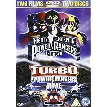 Power Rangers-Movie/Turbo-Movie DVD