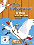 Nils Holgersson - Die Original Zeichentrick-Serie, Staffel 2 (Folge 19-35) [3 DVDs]