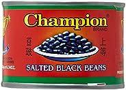 Champion Salted Black Beans - 180 gm