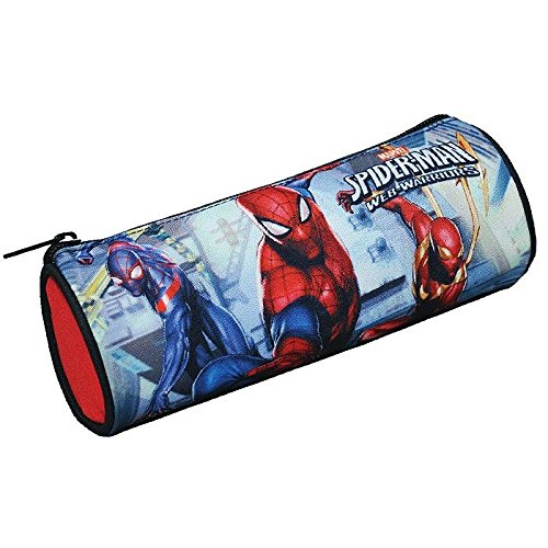 Neceseres spider Man redonda 22 cm