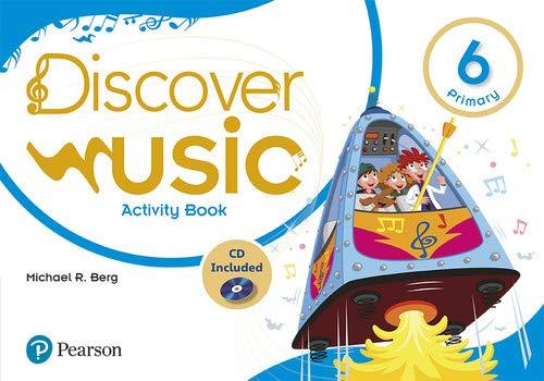 Discover Music 6 Activity Book Pack (Descubre la música)