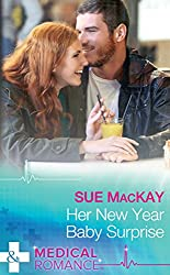 Her New Year Baby Surprise (Mills & Boon Medical) (The Ultimate Christmas Gift, Book 2)