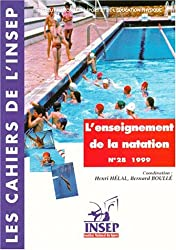 L'enseignement de la natation