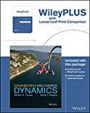 Engineering Mechanics + Wileyplus: Dynamics - Print Companion