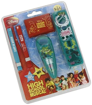 Indeca High School Musical: Wii Combination Kit (Wii) from Indeca