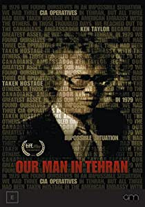 Our Man in Tehran [Import anglais]