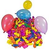 Belmalia Bombes à Eau, Ballon d'eau, coloré, Facile à remplir