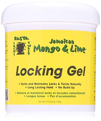 Jamaican Mango and Lime Locking Hair Gel, 470ml