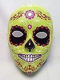 DISBACANAL Máscara Catrina Verde